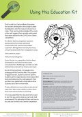 """""""Fur and Fins, Feet and Beaks"""" Education Kit - Cotton Catchment ... - Page 2"""