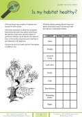 """""""Fur and Fins, Feet and Beaks"""" Education Kit - Cotton Catchment ... - Page 3"""