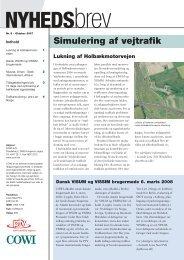 VISSIM nyhedsbrev oktober 2007.pdf - Cowi