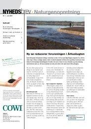 NyH_Naturgenopretning-Juni2007_LOWv2 - Cowi