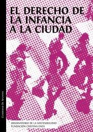 el derecho de la infancia a la ciudad - Fundación Cristina Enea
