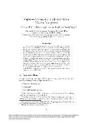 A Generator of E cient Virtual Machine Interpreters - CiteSeerX