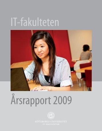 Årsrapport 2009 - Chalmers tekniska högskola