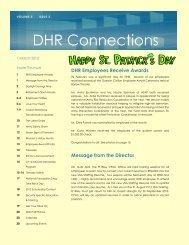 DHR Connections