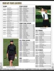2011-12 Golf Guide.indd - CUBuffs.com
