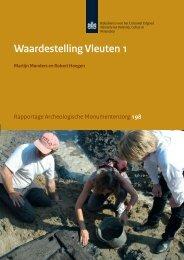 Waardestelling Vleuten 1 - Rijksdienst voor het Cultureel Erfgoed