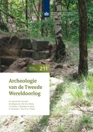 Archeologie van de Tweede Wereld oorlog - Rijksdienst voor het ...