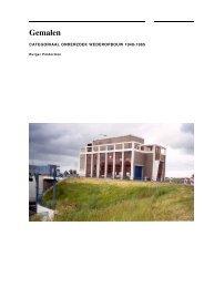 Gemalen - Rijksdienst voor het Cultureel Erfgoed