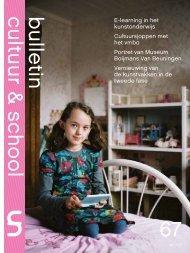 cultuur & school bulletin - Cultuurnetwerk.nl