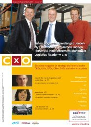 PDF of the CXO Magazine containing this article