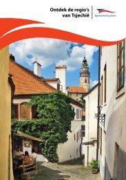 Ontdek de regio's van Tsjechië - CzechTourism