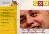 Issue 70 - 2009/06 - CxO
