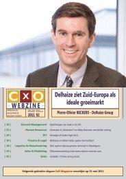 WEBZINE - CxO