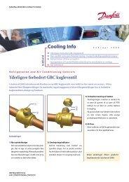 Cooling Info - Danfoss