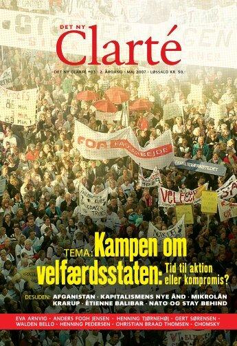 Kampen om velfærdsstaten: - Daniele Ganser