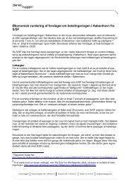 Se Dansk Byggeris økonomiske analyse af betalingsringen
