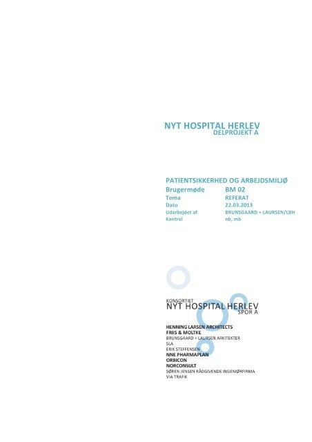 Referat - Danske Patienter