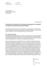 DE - Brevskabelon - Dansk Erhverv