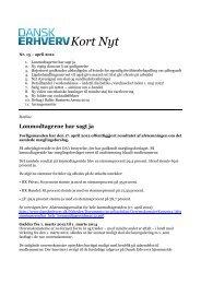 Kort Nyt Printvenlig nr. 15 - Dansk Erhverv