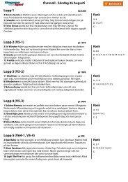 Lopp 3 - Dantoto
