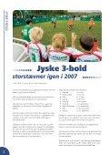 Jyske 3-bold storstævner igen i 2007 - DBU Jylland - Page 2