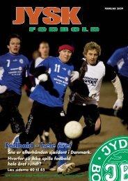 Fodbold – hele året - DBU Jylland
