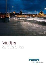 Vitt ljus - Dealersupport.se