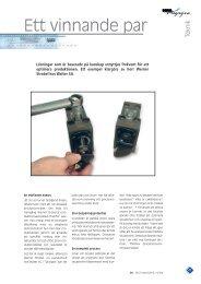 Ett vinnande par - DECO Magazine - The site - Tornos SA