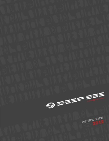 Buyer's guide 2012 - Deep See
