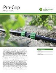 Pro-Grip Brochure - John Deere