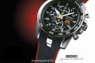 Seiko brochure pdf - De Greeve
