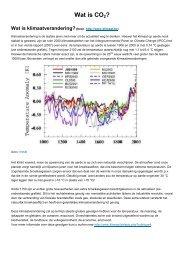 Wat is CO2? - De Lijn
