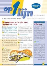 Vijf pijlers van de campagne Op 1 Lijn (pdf - 532KB) - De Lijn
