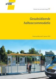 productbrochure gesubsidieerde halteaccommodatie (pdf ... - De Lijn