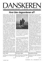 DANSKEREN nr. 4 - 2007.pub - Den Danske Forening
