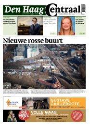 Nieuwe rosse buurt - Den Haag Centraal