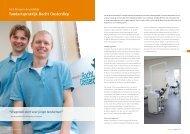 Tandartspraktijk Bocht Oosterdiep - Dental Union
