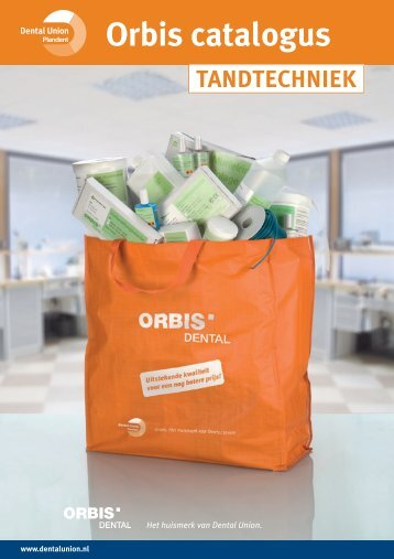 Orbis catalogus Orb - Dental Union