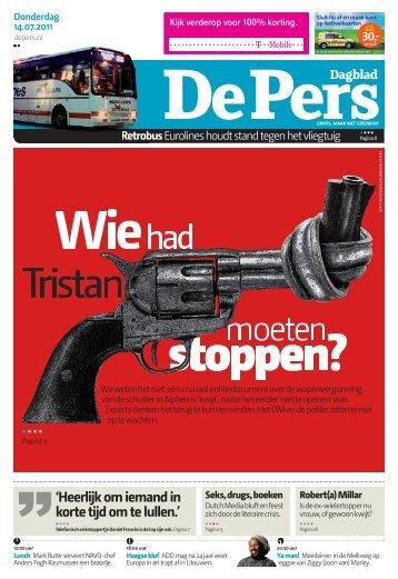 Tristan - De Pers