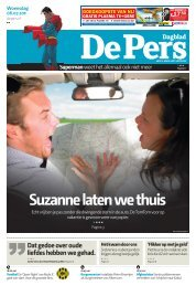 Suzanne laten we thuis - De Pers