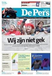 Dinsdag 10 januari 2012 - De Pers