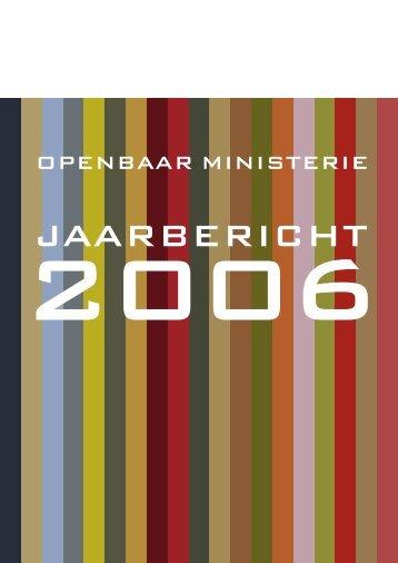 JAARBERICHT - De Pers
