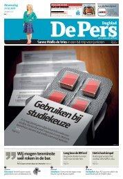 Woensdag 21 december 2011 - De Pers