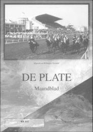 Hippodroom Wellington Oostende - De Plate
