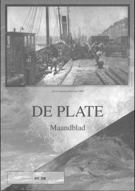 Maandblad - De Plate