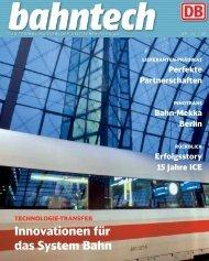 bahntech - Deutsche Bahn AG