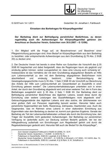 klicken, um die Datei herunterzuladen - Deutscher Verein