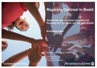 272053-RS-rapportage PWC-Onderzoek Regizorg Centraal in Beeld