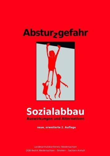 Absturzgefahr - DGB Südniedersachsen-Harz