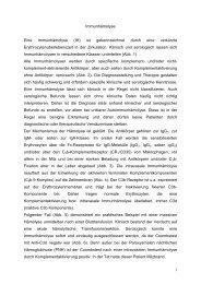 Manuskript zum Vortrag - Onkopedia